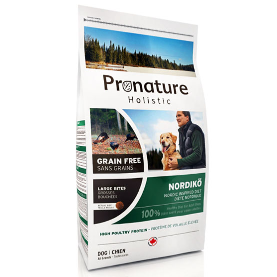 Pronature holistic hundefoder