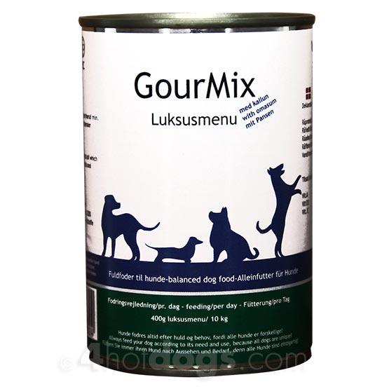 Gourmix hundefoder