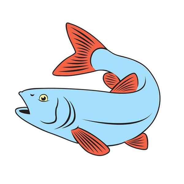 Godbidder fisk
