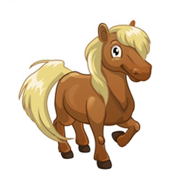 Godbidder hest