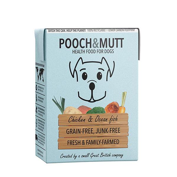 Pooch&Mutt Vådfoder