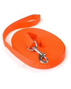 Sporline, flad i nylon 6-20m-Orange-6m