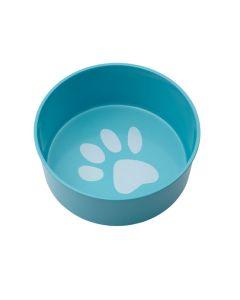 Mad- og vandskål i melamin til hund-Aqua-M