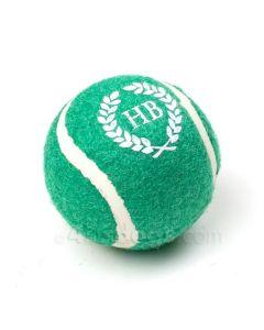 Championship Tennisbold-Grøn-M:Ø:6,3cm