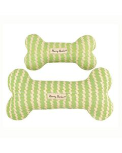 Sweetgrass kanvas kødben-Grøn-S: 20cm lang, 10cm bred