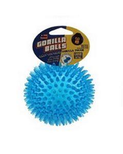Gorilla Bold til hunde-Blå-M: Ø:6,5 cm