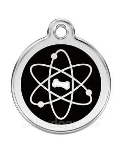 Hundetegn Atom medium