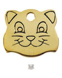 Kattetegn med kattesmil