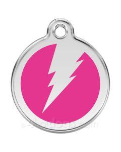Lyn medium-Hot pink