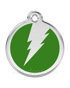 Lyn medium-Grøn