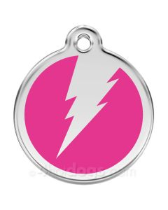 Lyn small-Hot pink