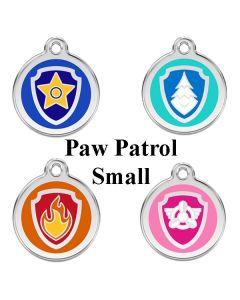 Hundetegn Paw Patrol str. small