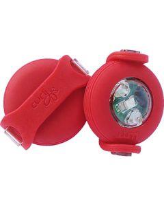 Luumi lampe-Rød