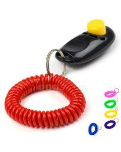 Spiralarmbånd til klikker, nøgle m.m.