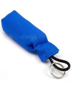 Mini Dummy Nøglering-Blå