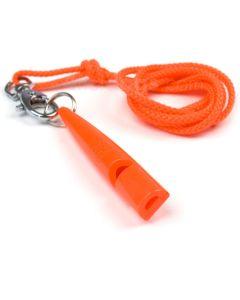 Acme hundefløjte 210 prof. med trille-Orange