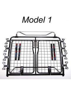 ArtFex hundegitter, model 1