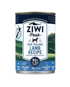 ZiwiPeak dåse hundemad med Lammekød