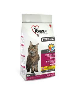 1Choice sterilized kattefoder 5 kg