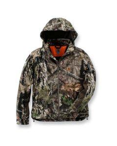 Carthartt mossy oak shoftshell jakke