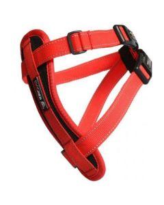 Ezydog sikkerhedssele til hund-Rød-XL