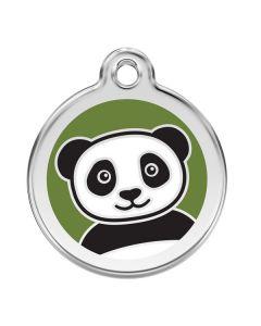 Sødt hundetegn med Panda