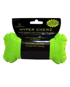 Hyper Chewz Bone er er rigtig sjovt legetøj, som kan flyde ovenpå vandet.