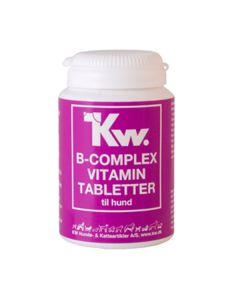 KW B-Vitamin til hunde - Sund pels