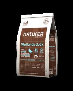 Naturea grainfree hundefoder med and