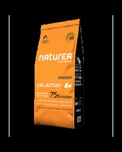 Naturea Naturals kattefoder - kylling