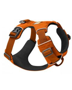 Ruffwear Front Range hundesele - nye farver-Orange-XS