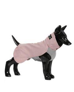 Pink varm hundesweater