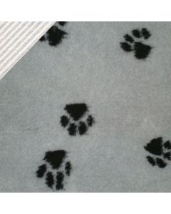 Hundetæppe - Vetbed med poter