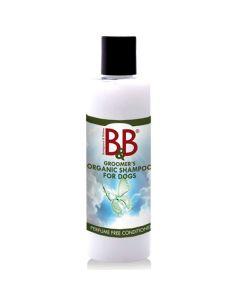B&B Økologisk Conditioner til hunde, Parfumefri