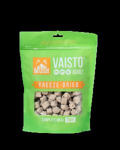 Frysetørret mush hundefoder Grøn