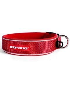 EzyDog Halsbånd-Rød-XL