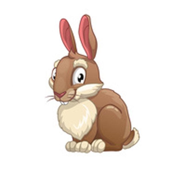 Godbidder kanin