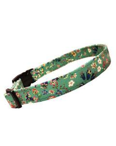 Liberty Donna Leigh grøn hundehalsbånd