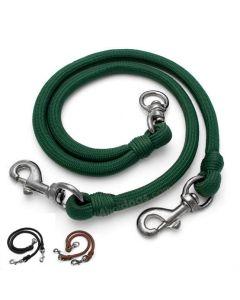 Line/kobbel til 2 hunde 45 cm lang