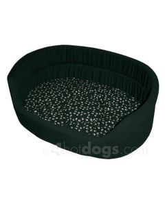 Danish Design Black Slumber hundeseng