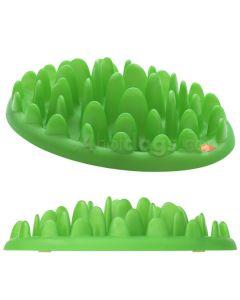 Green - spis langsomt - til alle hunde-Grøn