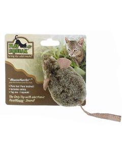Play-N-Squeak mus til katte-Brun mus
