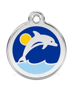 Hundetegn Delfin medium