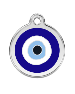 Hundetegn evil eye medium