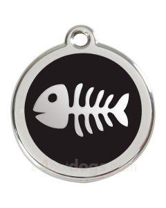 Fiskeben medium-Sort