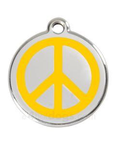 Peacetegn small-Gul