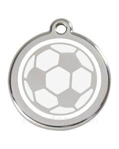 Hundetegn Fodbold medium