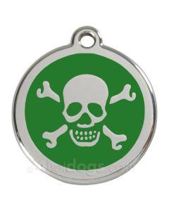 Dødning medium-Grøn