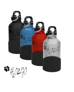 H2O2GO Vandflaske til hund, 350ml