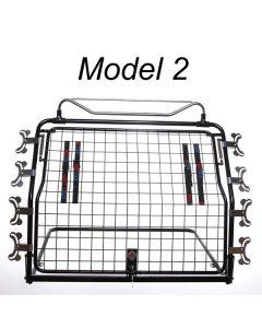 ArtFex hundegitter, Model 2 med enkelt låge
